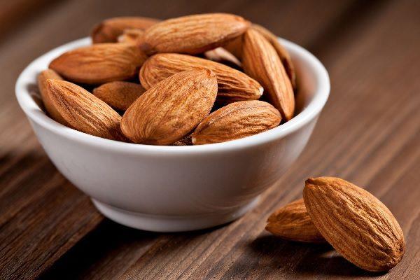 <b>Almonds</b>